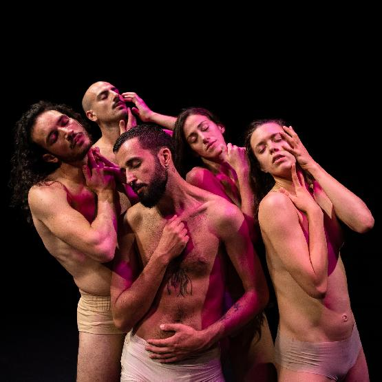 Tanz/Performance: NAKED LOVE – a love circle in dance